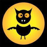 Batte effrayante idiote pour Halloween Photo libre de droits