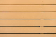 Battens wall Royalty Free Stock Photography