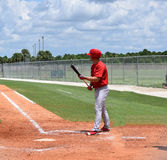 Batter Up Royalty Free Stock Photography