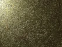 Battered Gold Texture. A digitally created background texture resembling battered gold royalty free stock photography