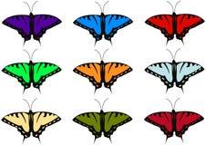 Batterflies Stock Images