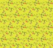 Batterfly gold patterns seamless. With butterflies and blots gold patterns seamless s Stock Images