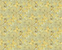Batterfly patterns seamless. Patterns seamless with butterflies and blots design  s Royalty Free Stock Photography