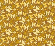Batterfly patterns seamless. Patterns seamless with butterflies and blots design  s Royalty Free Stock Photos
