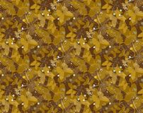 Batterfly patterns seamless. Patterns seamless with butterflies and blots design  s Royalty Free Stock Image