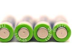 batteri Arkivbild