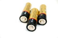 batteri royaltyfri fotografi