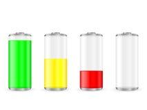batteri Royaltyfria Foton