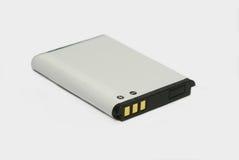 Batteri för celltelefon Fotografering för Bildbyråer