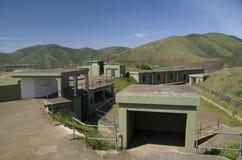Batteria Spencer, San Francisco, California, U.S.A. Fotografia Stock