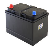 batteribil Royaltyfri Fotografi