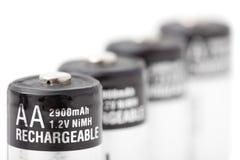 battericeller Royaltyfri Fotografi
