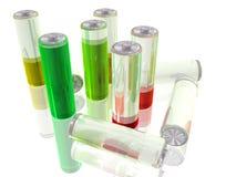 Batterie Illustrazione di Stock