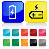 Batterie Photo stock