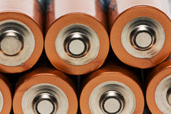 Batterie Images stock