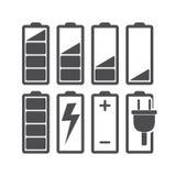 Batterie illustration stock