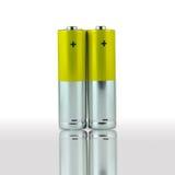 Batterie Lizenzfreie Stockfotos
