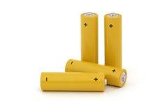 Batterie Immagini Stock