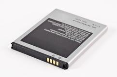 Batterie d'ion de lithium photographie stock libre de droits