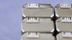 Batterie de groupe pour des caméscopes clips vidéos