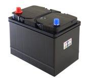 Batterie de voiture Photographie stock libre de droits