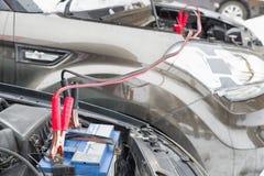 batterie voiture vide