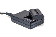 Batterie für DSLR-Kamera Stockbilder