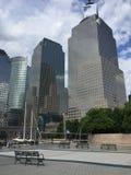 Batterie-Park, Lower Manhattan stockfotografie