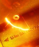 Batterie-Satz Lizenzfreies Stockbild