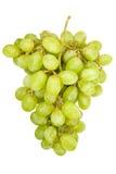 Batterie verte de raisin Photo libre de droits