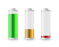 Batterien Lizenzfreies Stockfoto
