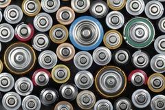 Batterien Lizenzfreies Stockbild