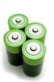 Batterien Lizenzfreie Stockbilder