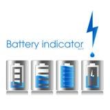 Batterien stellten 2 ein Lizenzfreie Stockfotos