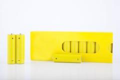 Batterier Royaltyfri Fotografi