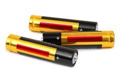 Batterier Royaltyfria Foton