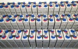 Batteriesätze Lizenzfreie Stockfotografie