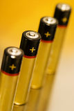 Batteries 03 Royalty Free Stock Photography