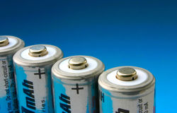 Batteries  #2 Stock Photography