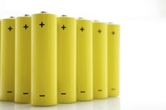 Batteries Stock Photography