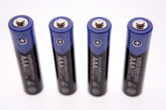 Free Batteries Royalty Free Stock Photos - 3203198