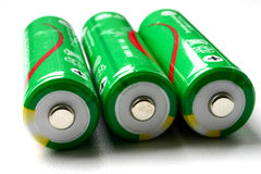 Batteries Stock Photos