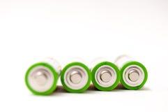 batteries Photographie stock