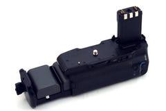 Batterifattande Arkivfoto