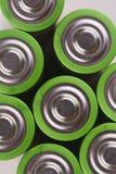 batterigreen Fotografering för Bildbyråer