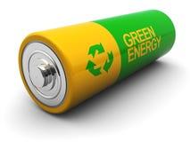 Batterij stock illustratie