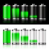 Batterij vector illustratie