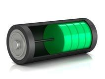 batterij Stock Afbeelding