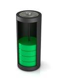 batterij Royalty-vrije Stock Foto's