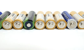 Batterij royalty-vrije stock foto